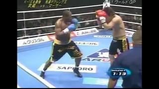 ЛУЧШИЕ БОИ:боксер против кикбоксера