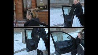 Смотреть онлайн Тупая баба орет на таксиста 6 минут подряд