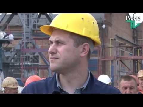 Суднобудівно-судноремонтний завод «НІБУЛОН» спустив на воду друге судно для перевезення вантажів Південним Бугом