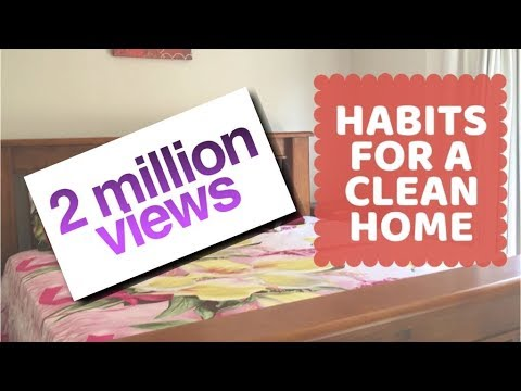10 Everyday Habits To Keep Your House Clean & Clutter Free || My Daily Cleaning Routine Mp3