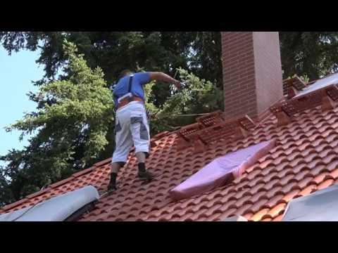 Dachbeschichtung mit Nano 2018 (4K)