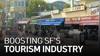 Campaign Aims to Boost Tourism Industry in San Francisco