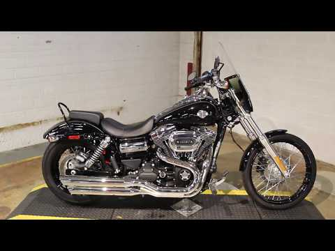 2017 Harley-Davidson Wide Glide in New London, Connecticut - Video 1