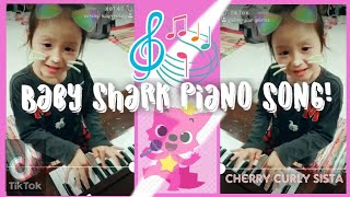 piano arrangement baby shark - Free video search site - Findclip