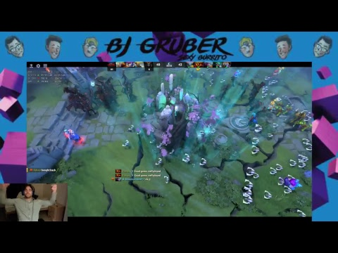 Q and A followed by DOTA 2 1/1/19 - BJ Gruber