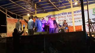 Pino K. Saidi Back On The Stage At MSA Golden Jubilee Celebration