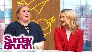 Derry Girls' Saoirse-Monica Jackson & Siobhan McSweeney on Series 2! | Sunday Brunch
