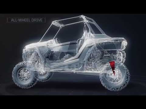 2018 Polaris RZR XP 4 Turbo EPS Fox Edition in Kirksville, Missouri - Video 3