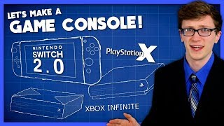 Lets Make A Game Console! - Scott The Woz