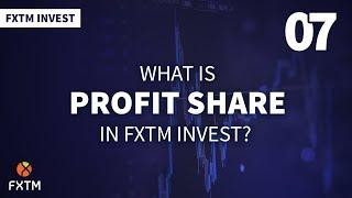 ¿Qué es la participación de beneficios en FXTM Invest?
