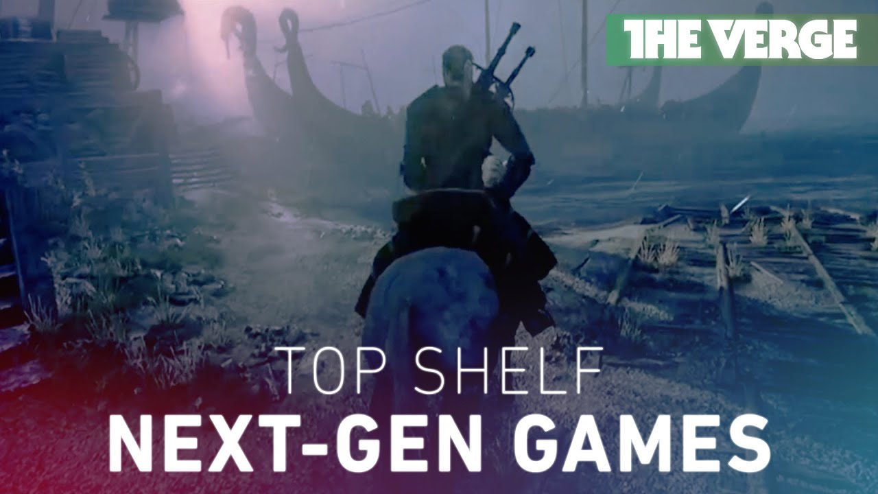 E3 2013 report: What is a next-gen game? (Top Shelf 013) thumbnail