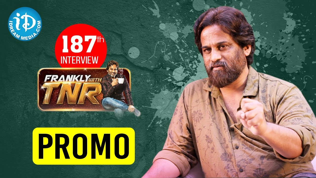 Frankly With TNR #187 - Exclusive Interview Promo