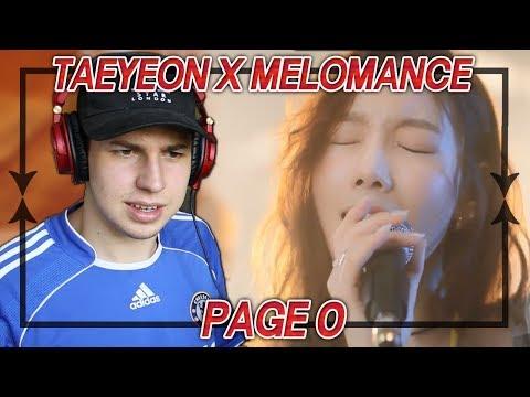 Music Critic Reacts to TAEYEON X 멜로망스 (MeloMance) - Page 0 MV