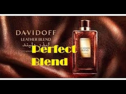 Davidoff Leather Blend Fragrance Review!! (2014)