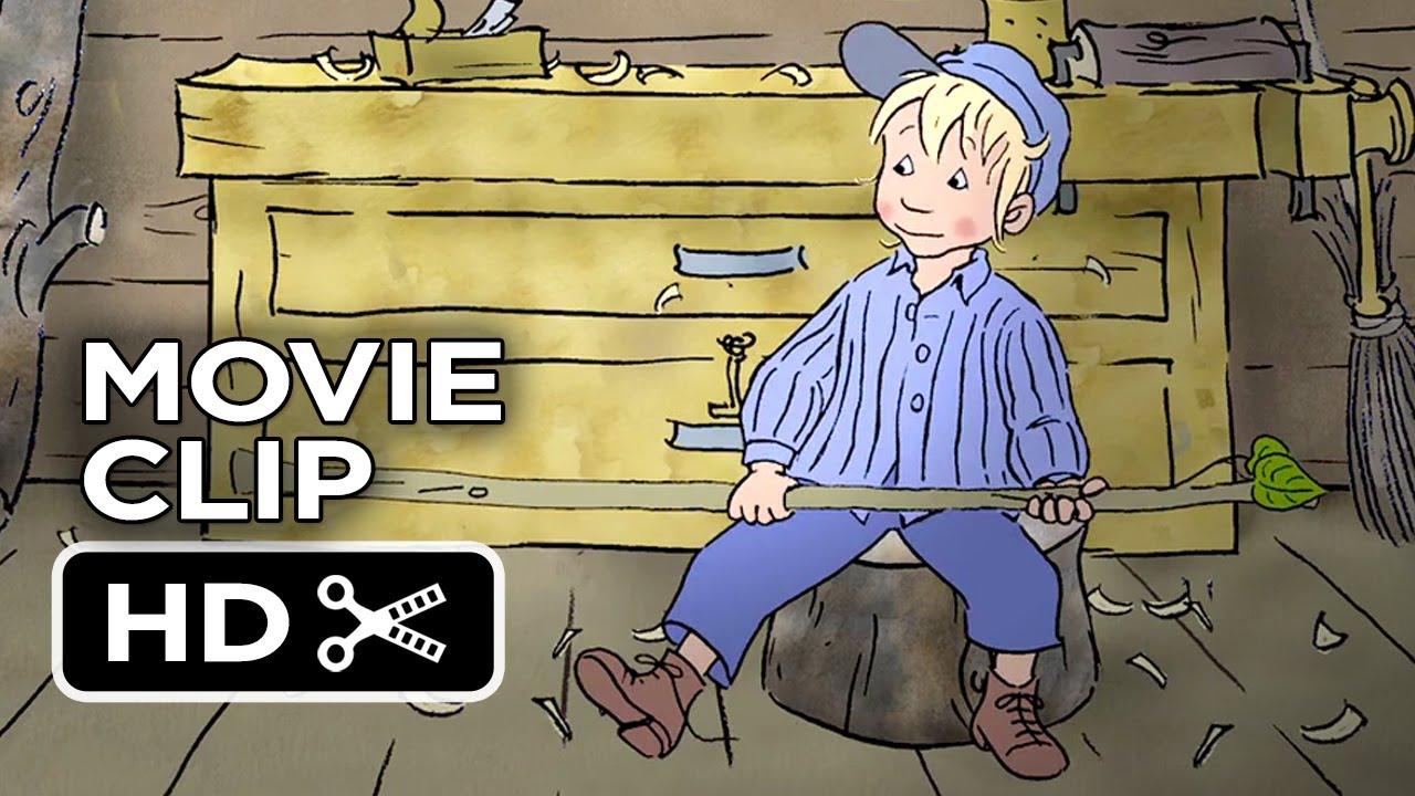 >BIFF (2014) - That Boy Emil Movie CLIP - Swedish Animated Movie HD