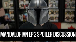 The Mandalorian Episode #2 Spoiler Discussion
