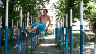 BarStylers' workout