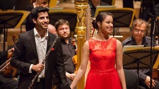 Mozart Flute and Harp Concerto - Israel Philharmonic