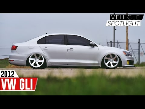 Vehicle Spotlight - 2012 MK6 VW GLI | 3SDM 0.06 | Airlift Suspension