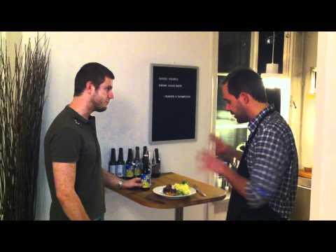 Manker Beer and Food TV -1- Köttbullar och Hello, My Name is Ingrid