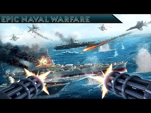 Navy Super Hero Warship Battle - Android Gameplay