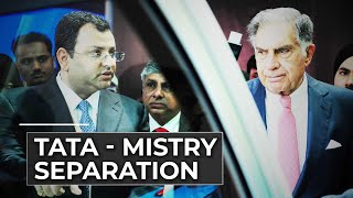 Tata-Mistry separation: Boardroom battle in courtroom looking for an exit route