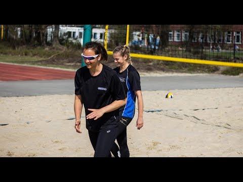 Sport in Münster: Beachvolleyball