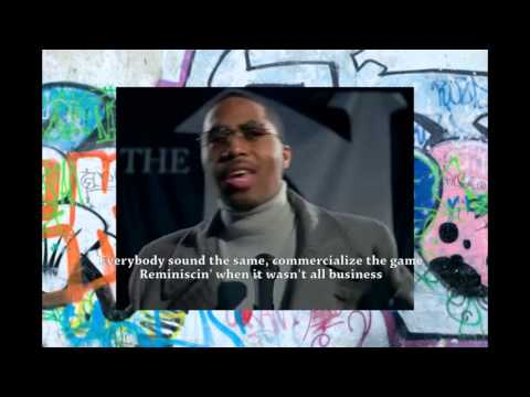 Rap Critic: Hip-Hop Is Dead – Nas