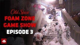 The Old Spice Foam Zone Ep 3: Foam Sweet Foam   Old Spice