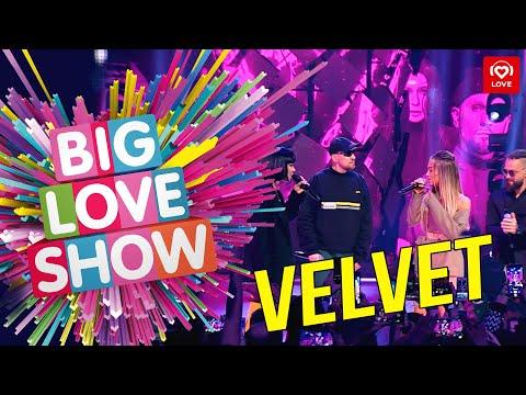 Burito, Ёлка, Звонкий, Мари Краймбрери - Velvet Music Megamix [Big Love Show 2019]