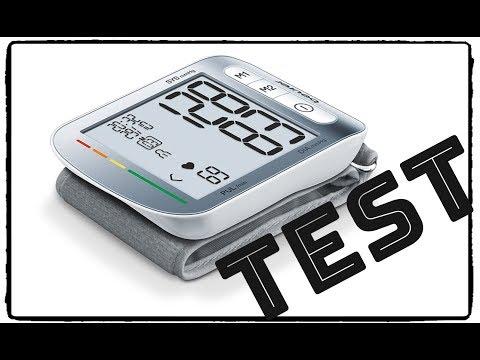 ❌BLUTDRUCK MESSEN - Beurer BC 50 Handgelenk Blutdruckmessgerät Test / Review