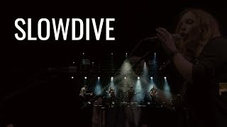 """SLOWDIVE - """"Crazy for you"""" & """"Star Roving"""" - Live Nox Orae 2017 HD"""