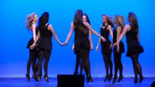"""Choreography and Performance by Hannah Redlich """"Celtic Waves"""""""