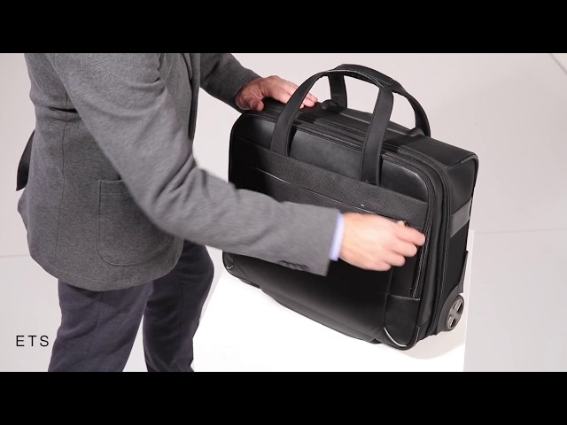 "Spectrolite 2.0 Laptoptasche mit Rollen  15.6"" video 1"
