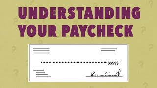 <span class='sharedVideoEp textYellow'>002</span> 看懂你的薪資支票 Understanding Your Paycheck