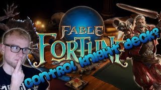 Fable Fortune | Control Knight Deck Showcase