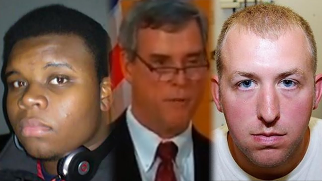 Ferguson Prosecutor Fails To Prosecute & That Might Have Been His Goal thumbnail