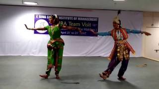 Thaye Yashoda dance by SSIM Students