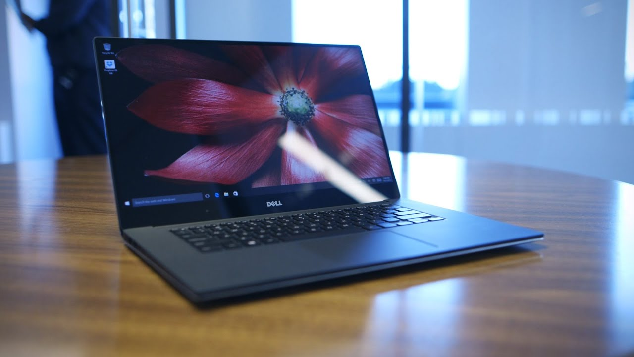 Dell XPS 15 hands-on thumbnail