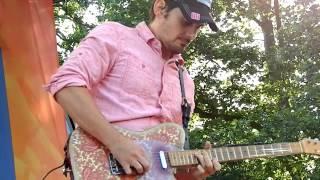 Brad Paisley Good Morning America SoundCheck 6-1-12 Waitin' on a Woman