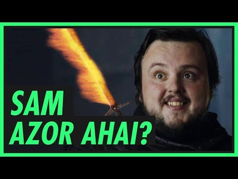 SAM É O AZOR AHAI?   TEORIAS DE GAME OF THRONES