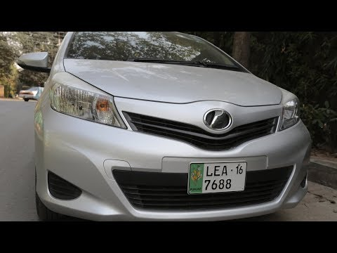 Toyota Vitz  | Owners Review