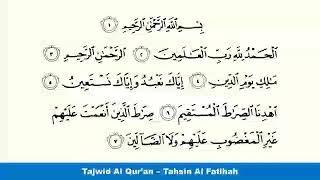Al Ustadz Abu Humayd Fauzi Bin Isnain(Aisar): BELAJAR TAJWID & TAHSIN SURAT AL FATIHAH
