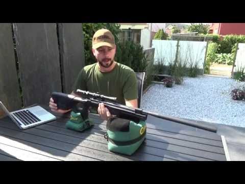 Review Luftgewehr Umarex UX Patrol