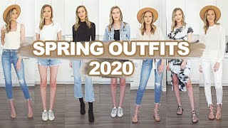 SPRING OUTFITS 2020: 10 trends + best basics to have in your wardrobe!