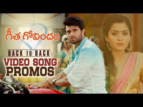 Geetha govindam movie video songs download