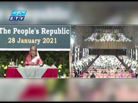 রোহিঙ্গা ইস্যুতে অন্যায় করে যাচ্ছে মিয়ানমার, বললেন প্রধানমন্ত্রী | ETV News