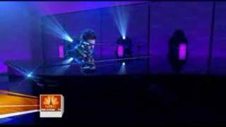 Ferras performs in the Today Show - 02/14/2008