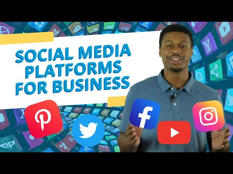 , title : 'The BEST Social Media Platforms for Business in 2021 | Which Is Best For YOUR Business?