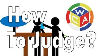 How to Judge at WCA Competitions! (In Depth Tutorial)